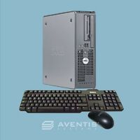 Dell Optiplex GX620 P4 2.8GHz / 1GB / 80GB / Win 7 x64 Pro / 1 YEAR WARRANTY