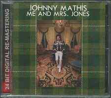 JOHNNY MATHIS - ME AND MRS. JONES