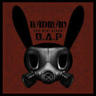 B.A.P-[BADMAN] 3rd Mini Album CD+48p Photo Book+Card+Stencil BAP K-POP Sealed