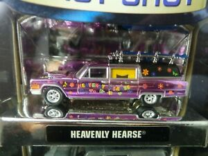 Johnny Lightning First Shot Heavenly Hearse Fright'ning Lightnings Limited Ed.