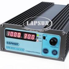 Adjustable 300W LED DC 30V 10A Switching Power Supply Transformer 110V-220V AC