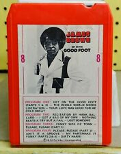 JAMES BROWN - Get on the Good Foot - 8 Track - Tested