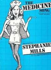 The Medicine Song - Stephanie Mills - 1984 Sheet Music