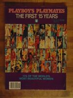 Playboy Playmates The First 15 Years      A8#10922
