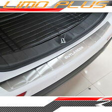 Steel Rear Bumper Protector Step Panel for Mitsubishi Outlander 2013 14 up mi10