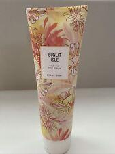 Tru Fragrance Sunlit Isle Hand and Body Cream 4 oz.