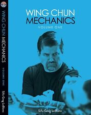 DVD:Wing Chun Mechanics Vol.1 By Sifu Greg LeBlanc(NEW!!!)