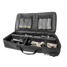 "VISM by NcSTAR Discreet Carbine Case  Rifle Gun Padded Storage  26""Lx13H Black"