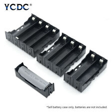 18650 Battery Case Holder ABS Storage Box with Hard Pins Easy Power Solution E8
