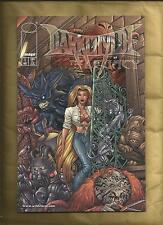 Darkchylde the Legacy 1 nm 1998 Randy Queen Image comics cover 1b US Comics