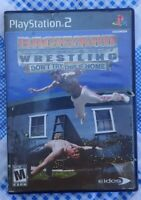 Backyard Wrestling Dont Try This At Home  PlayStation 2 PS2  Game Works