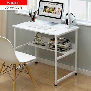 US Office Desk Workstation Home Desktop Computer Desk Bedroom Laptop Study Table