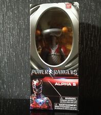 NV Power Rangers 2017 MOVIE ALFA 5 Robot Figure BANDAI Nuovo Giocattolo circa 8""