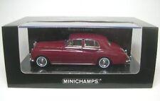 Bentley S2 Standard Saloon (rosso) 1960