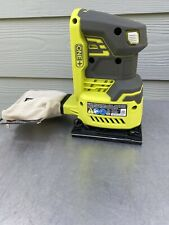 "Ryobi 18v 1/4"" Sheet  Sander P440 ( Tool Only). Good Conditions."