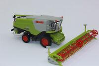 Wiking 038914 Claas Lexion 760 Mähdrescher V 1050 Getreidevorsatz  H0 NEU in OVP