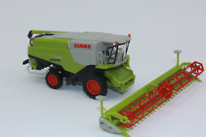 Wiking 038914 Claas Lexion 760 Combine V 1050 Grain Header H0 New IN Boxed