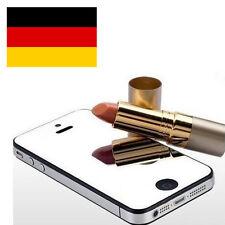 iPhone 5 5S Mirror Display Schutzfolie Spiegelfolie Screen Protector Guard SE