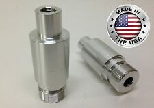 Harley 41mm Fork Tube 2in Extensions for Street Glide Road King Dresser Softail