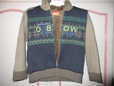veste OXBOW avec capuche enfant 10 ans parfait état
