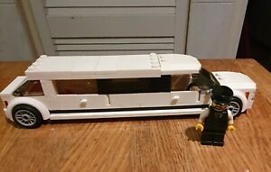 Lego Limo With Male Driver
