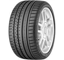2X NEW 285/30R18 CONTINENTAL TYRES SPORTS CONTACT 2 N2 PORSCHE 2853018 285-30-18