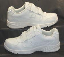Rockport V75159 white leather lace less oxfords Men's shoes size US 10.5 M