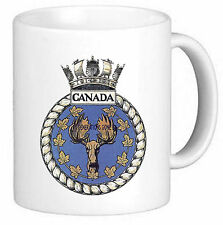 HMS CANADA COFFEE MUG