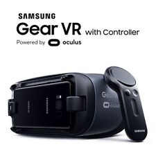 SAMSUNG Gear VR 2017 with Controller SM-R324 Oculus Galaxy S8+ S7 S6edge Note5 V