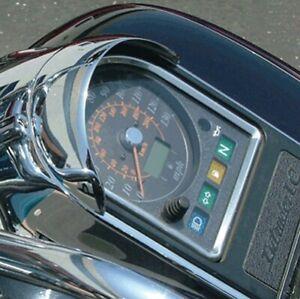 National Cycle - N7820 - Cast Speedometer Cowling Suzuki Boulevard,Intruder 1500