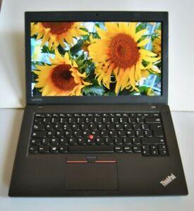 Lenovo Thinkpad T460 i7 14' FHD 8 Go  256 Go win10 Pro