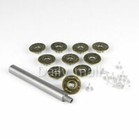 """One tool +20/50/500 Look Fine Jeans Tack Snap Button Stud Rivet NO-SEW 20mm 4/5"""""""
