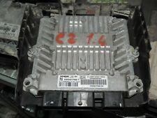 centralina motore ecu citroen c2 1.4 hdi siemens sw9655939480