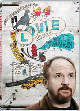 Louie . The Complete Season Two . 2. Staffel . Louis C.K. . 2 DVD Set . NEU OVP