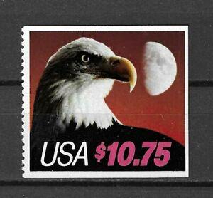 USA 1985 Wildlife Fauna Birds of Prey Vögel Oiseaux Eagle stamp $10.75 MNH