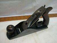 Fulton Smoothing No. 4 Size Vintage Jack Plane Woodworking Tool