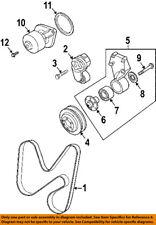 Dodge CHRYSLER OEM 94-02 Ram 2500 5.9L-L6 Belt or Pulley-Hub 4429661