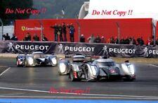 Fassler & Lotterer & Treluyer Audi R18 TDi Winners Le Mans 2011 Photograph 1