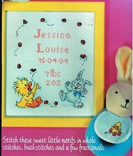 LITTLE SUZY'S ZOO BUNDLE OF JOY CHART ONLY