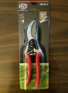 Felco 2 Pruning Shear High Performance, NEW!