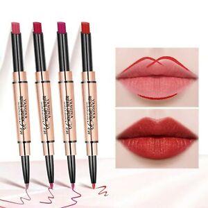 1.7g Waterproof Lipstick Lip Liner Long Lasting Matte Lipliner Pencil Pen