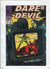 Daredevil #46 (7.0) The Final Jest! 1968