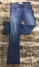 "paperdenim&cloth   bridgette low rise boot   women's dark jeans 27"" x 31"""