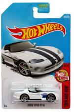 2017 Hot Wheels #340 Then and Now Dodge Viper RT/10