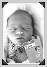 Baby Milestone Cards , Unisex vintage Design