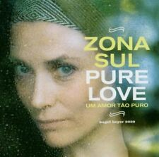 NEW SEALED Pure Love: Um Amor Tao Puro by Zona Sul CD 2003 JZ1763