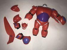 "Disney BIG HERO 6 BAYMAX 8"" Action Figure ARMORED UP Bandai Parts Pieces Armor"