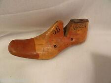 Wooden Shoe Mold Women's 5B Queen  High Heeled Slipper Left Foot