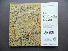 Samorè La Signoria Landi Bardi Borgo Val Taro Compiano 2003 Ceno Cartografia