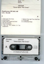 "DEICIDE ""Once Upon The Cross"" - Promo Tape"